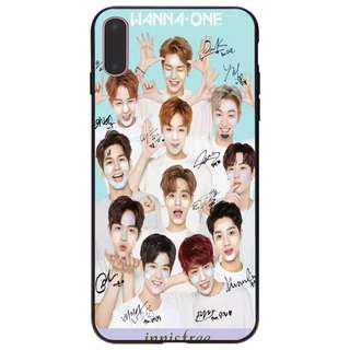 Wanna one case for iphone