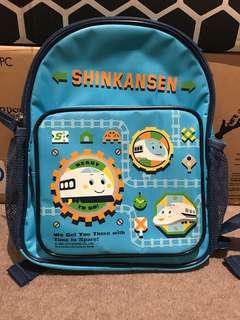 Brand new Shinkansen backpack