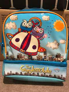 Gigglemobile lunchbag