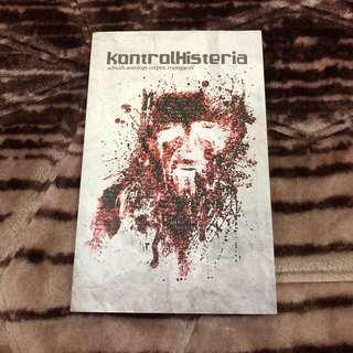 Novel Seram - Kontrol Histeria