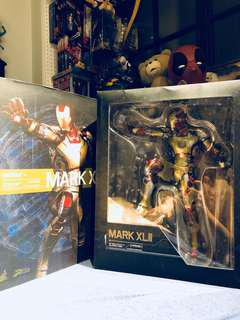 Hot Toys 1/6 Mark 42 PPS (Power Pose)