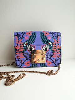 🚚 Reduced: FURLA Metropolis Mini Crossbody Bag (Mint Condition)