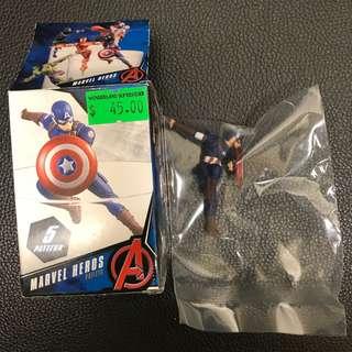 Marvel 美國隊長 杯緣子 Captain America