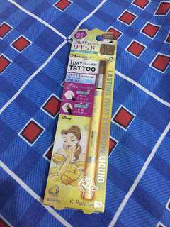 Limited edition Disney K-Palette Lasting 2Way Eyebrow Liner in Light Brown