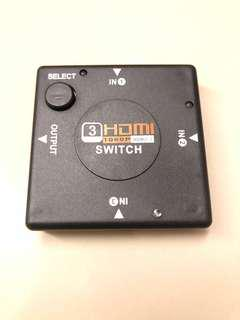 HDMI Switch (3 in 1)