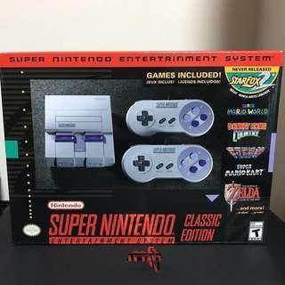 Super Nintendo Classic Edition (SNES Classic Edition)