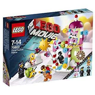 LEGO The Movie 70803 Cloud Cuckoo Palace
