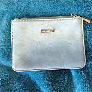 😆FREE SHIPPING* under 500g😆Brand New Baby Blue Colette Hayman Wallet
