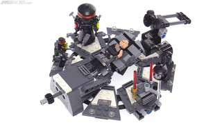 Lego Star Wars 75183 Vader's Transformation Chamber Only