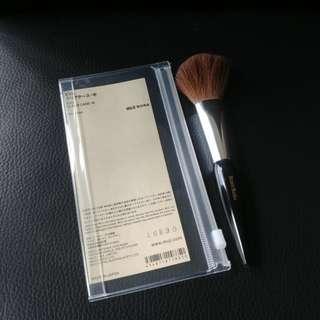 熊野筆 送 無印化妝掃袋