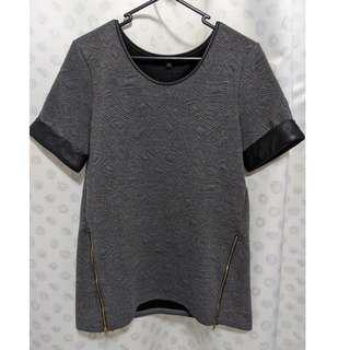 French Connection - Textured Top - Aus size XS