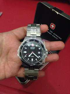 Wenger Swiss Army military Alpine Diver 70996