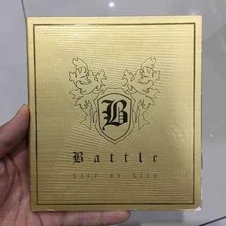 CD original Battle Step By Step Single