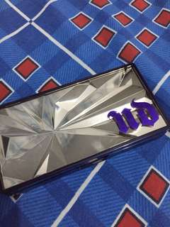 Unused authentic Urban Decay Shattered Face case