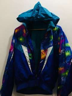 Beza (Asics) Vintage Jacket *Hooded