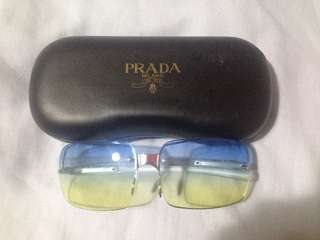 prada shades sunglasses gradient