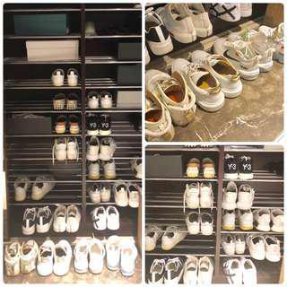 🚚 名牌全新、二手型男衣櫃鞋櫃出清中,請期待😉🤗