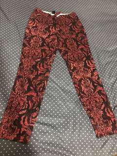 H&m cropped pants
