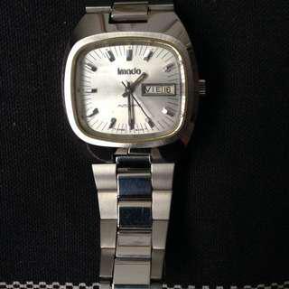 Vintage Imado Watch