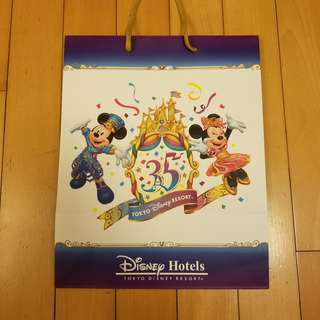 東京 Disney Resort 紙袋