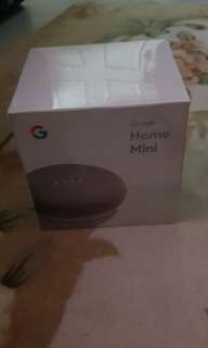 🚚 Google Home Mini