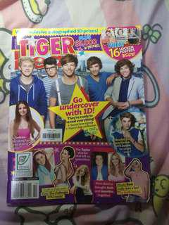 One direction magazine