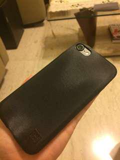 iPhone 7 casing - black simple