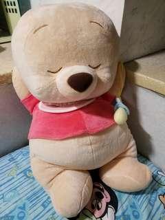 小熊維尼 毛公仔 Disney Baby 迪士尼 Winne the Pooh Doll
