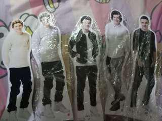 One direction Mini Standee