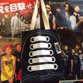 Vans Canvas Totebag