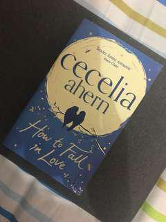(ENG) How to Fall in Love - Cecelia Ahern