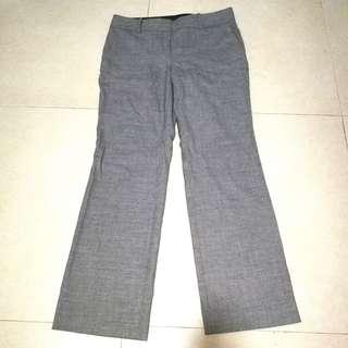Gray Formal Pants