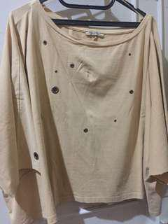 Batwing Zara blouse