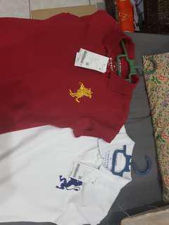 Polo shirt ( 2 for RM60 )