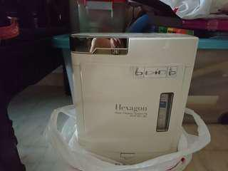 Hexagon Water Filtration System 2