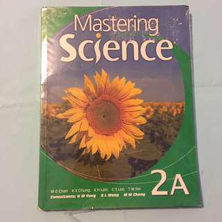[IS 科學書]Mastering Science 2A