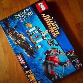 🚚 Lego 76027 Super Heroes Black Manta Deep Sea Strike