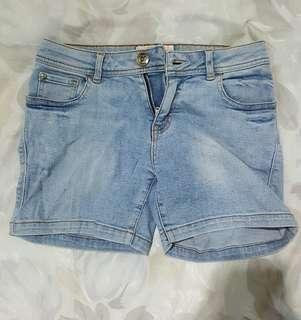 Celana Pendek Jeans [Wanita] - CoolTeens ORI