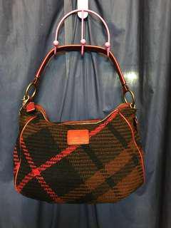 Authentic Burberry Blue Label Shoulder Bag with Long Strap #WinIkea