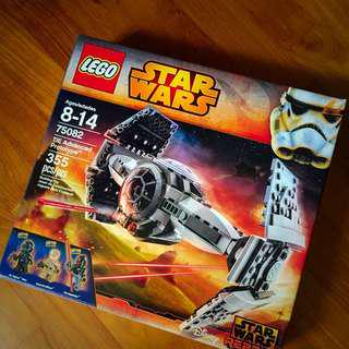 🚚 Lego 75082 Star Wars TIE advance Prototype Toy