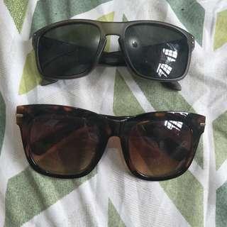 Sunglasses buy 1 take 1!