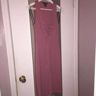 Urban Planet Pink purplish long dress