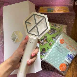 EXO OFFICIAL LIGHTSTICK 2.0 (Stock Limited)