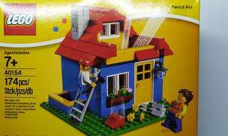 全新Lego 40154 筆座