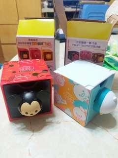 7-11 迪士尼 儲物盒櫃桶仔