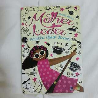 [Novel] Mother Keder: Emakku Ajaib Bener