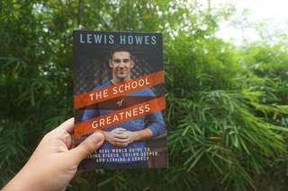 Yhe School of Greatness by Lewis Homes