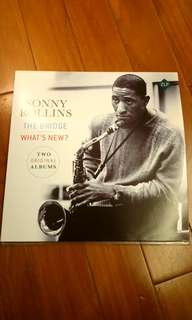 Sonny Rollins The bridge + What's new 雙碟 黑膠唱片