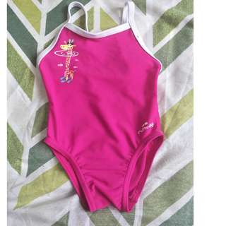 Pink swimwear