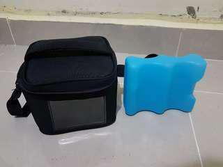Jingle Jungle Cooler Bag And Ice Brick